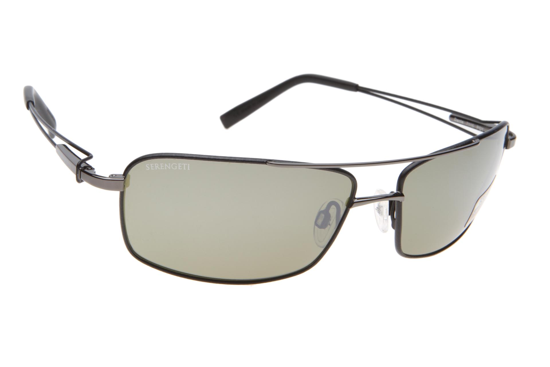 ceb71693ce Serengeti Dante 7115 (Shiny Gunmetal Black Tannery) Gepolari zonnebril