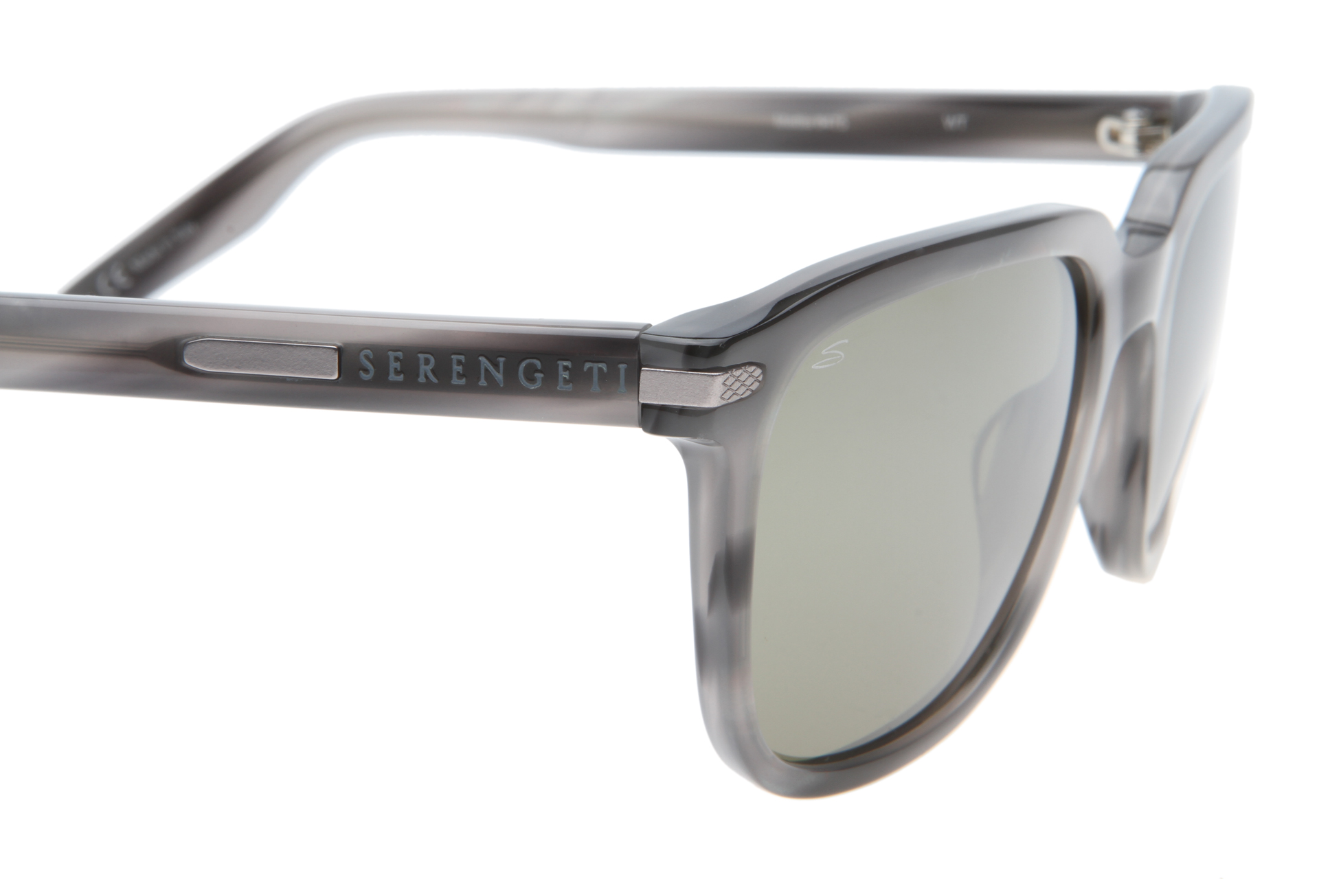 Serengeti Mattia 8475 (Feather Gray) Gepolariseerd