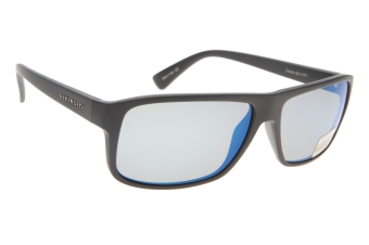 Serengeti Claudio 8214 (Satin Dark Gray) Gepolariseerd, Spiegelcoating