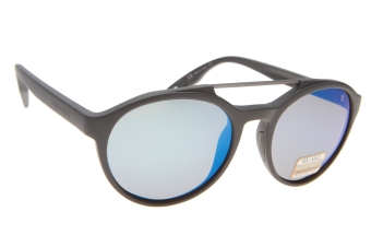 Serengeti Leandro 8594 (Satin Dark Gray/Satin Dark Gunmetal) Gepolariseerd