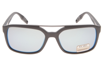 Serengeti Renzo 8626 (Satin Dark Gray/Satin Dark) Gepolariseerd, Spiegelcoating