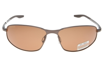 Serengeti Matera Large 8731 (Brushed Brown) Gepolariseerd